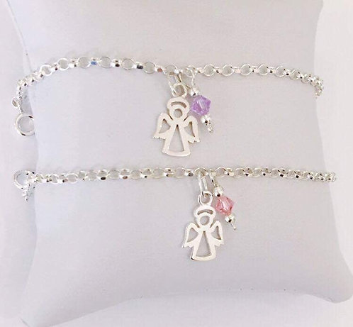 Angel Charms Bracelet