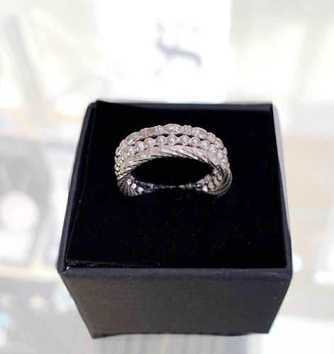 Classic Stacked Ring Set