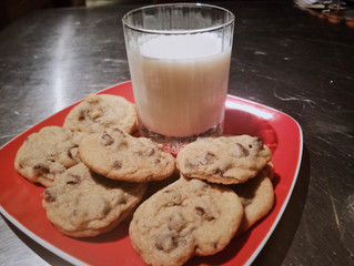 Almost Like Grandpa's ... Best Chocolate Chip Cookies