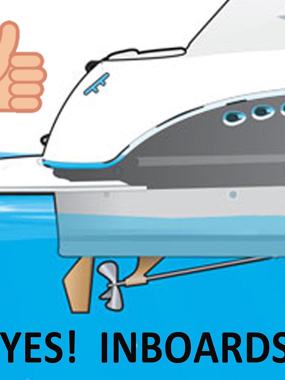 Tidal Wake Harmonic Propeller Puller for Inboard Boats, Prop Knocker    |  TidalWake com