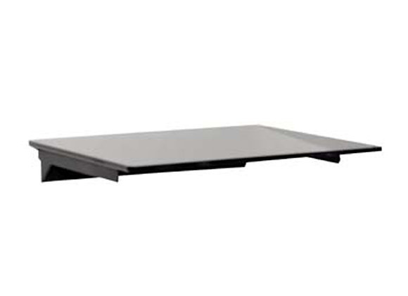 Master Mounts WS-100 Glass Gaming Console Wall Shelf