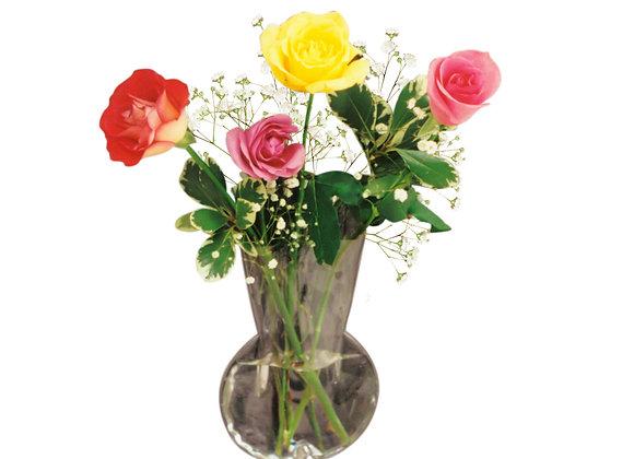 Gadjit Window Bouquet Vase (Holds a Bouquet)