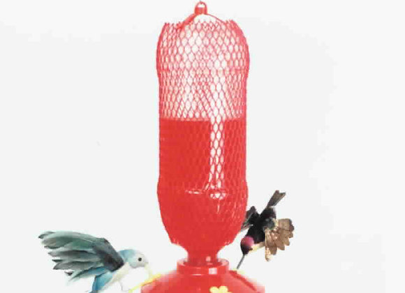 Soda Bottle Hummingbird Hanging Feeders - 2 pack (poly bagged)