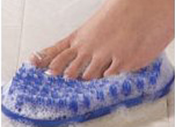 Soapy Toes Travel-Sized Foot Scrubber