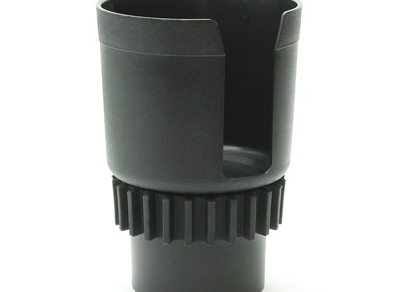 Gadjit Cup Keeper 2.0 with Anti-Wobble Beverage Band Expands Car Cup Holderl