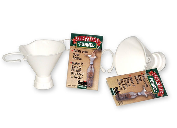Seed and Funnels - 2 pack (Retail Tags)