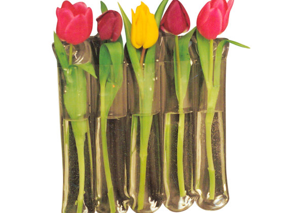 Gadjit Window Vase 5 Blossom Style
