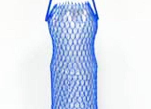 25 Soda Bottle Wild Bird Watering Well (Blue)