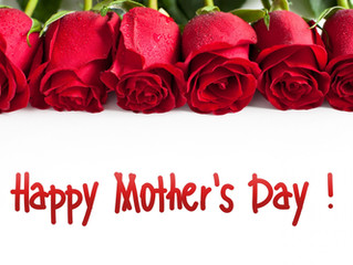 Happy Mother's Day from the Moms at McNaughton Inc!