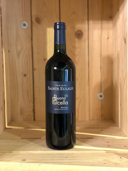 Château Sainte Eulalie - Buona Pulcella 2018 Rouge
