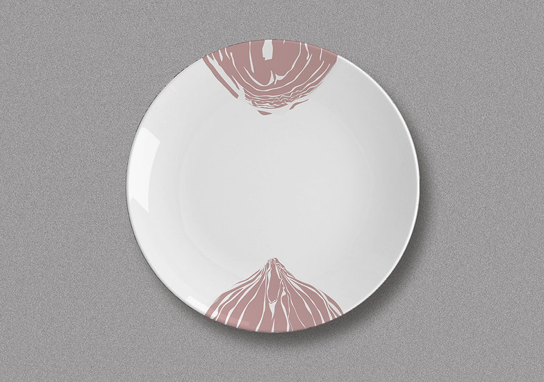 (only one left) Rendezvous with Cuba Collection - Plate 13