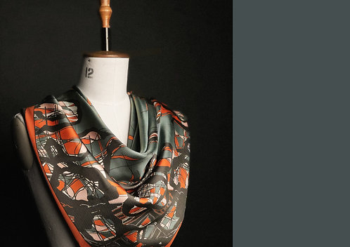 Rendezvous with Cuba Collection -Scarf