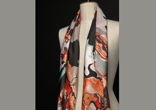 Rendezvous with Cube Collection - Scarf