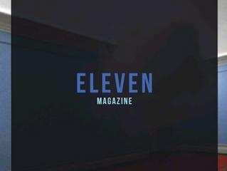 Aparecemos en ElevenMagazine#1