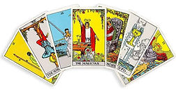 RiderWiate Tarot Cards