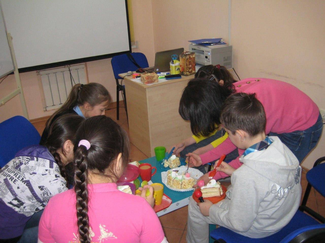 Празднуем День защиты детей