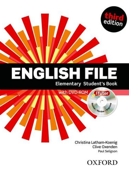 New English File  Elementary (third edition)
