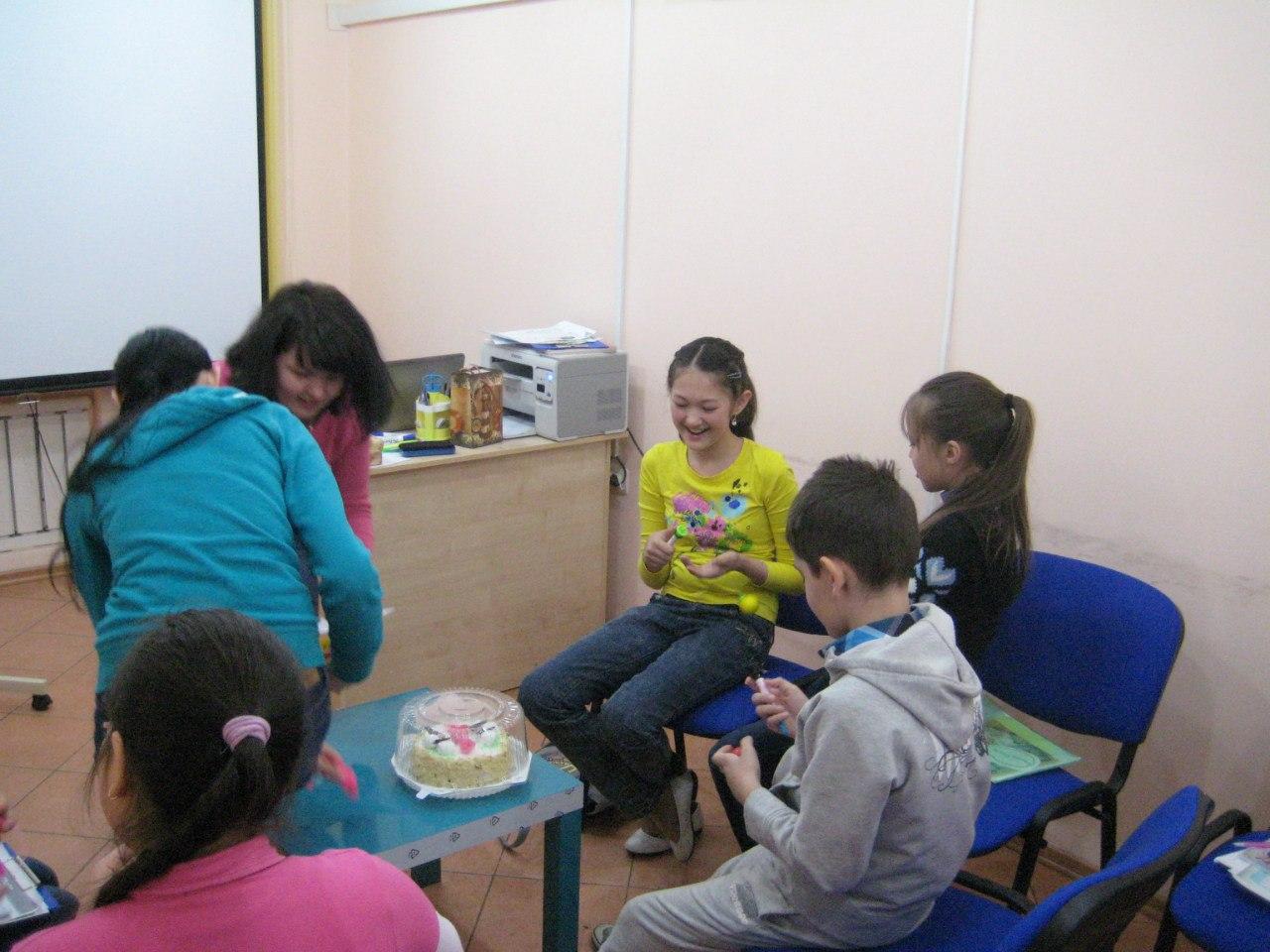 День защиты детей в Opportunity