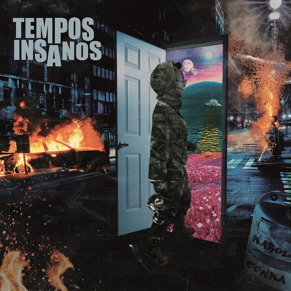 KAROL CONKA - Tempos Insanos