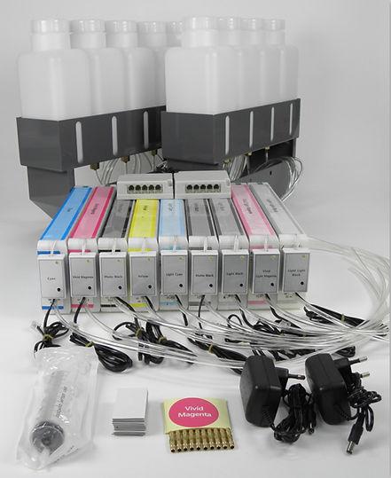 EPSON 11880, EPSON 9700, EPSON 7700 Bulk Ink System, Bulk System