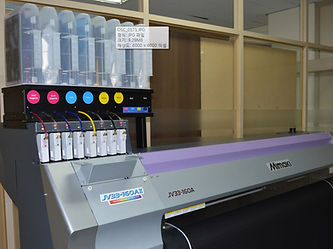 Mimaki MBIS, Bulk Ink System and Permanent Chip for Mimaki, Roland, Mutoh, Refillable Cartridge