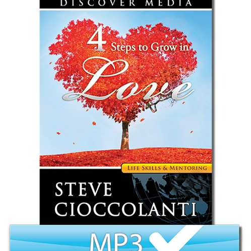 4 Steps to Grow in Love