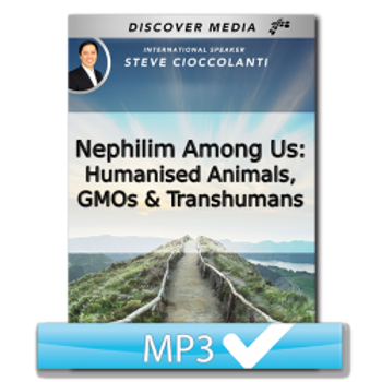 Nephilim Among Us: Humanised Animals, GMOs & Transhumans