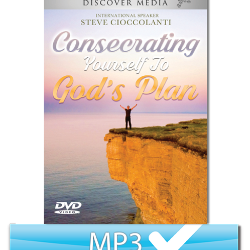 Consecrating Yourself To God's Plan: Following God's Plan for Your Life