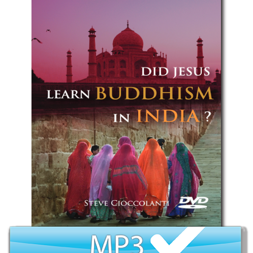 Top Questions - Did Jesus Learn Buddhism in India?