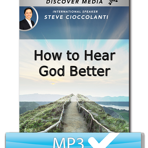 How To Hear God Better