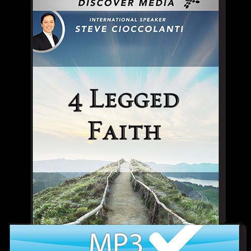 4 Legged Faith