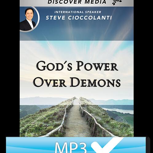 God's Power Over Demons
