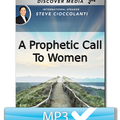 A Prophetic Call To Women