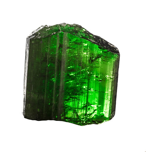 NADONJUKIN COMMANDER MINE CHROME TOURMALINE - 38.01 CTS.