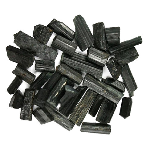 BLACK TOURMALINE 1000 CTS.