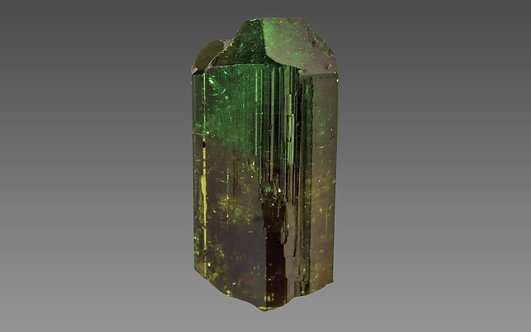COMMANDER MINE CHROME TOURMALINE - 36.14 CTS.