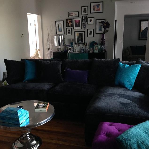 Utah Living Room