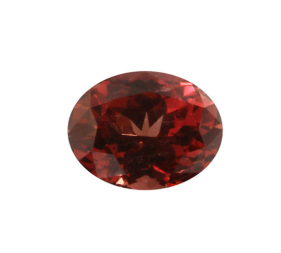 IMPERIAL GARNET 4.15 CTS.