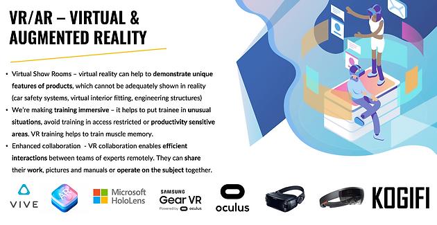 AR/VR Chat Bot Vital parts of SMART Commerce | Digital