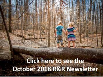 October 2018 Resource & Referral Newsletter