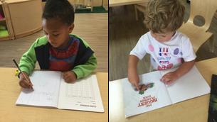 Ms Krisinda's Class - Early Preschool 1