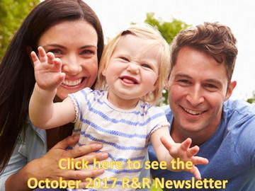October 2017 Resource & Referral Newsletter