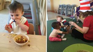 Ms Angela & Ms Iris' Class - Infants
