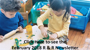 February 2018 Resource & Referral Newsletter