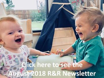 August 2018 Resource & Referral Newsletter