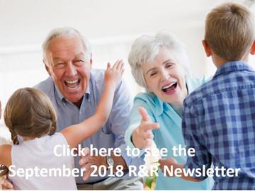 September 2018 Resource & Referral Newsletter