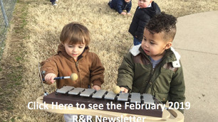February 2019 Resource & Referral Newsletter