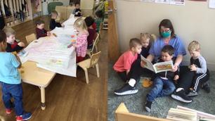 Ms KK's Class - Early Preschool 1