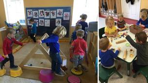 Ms Tiffany's Class - Early Preschool 1