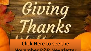 November 2017 Resource & Referral Newsletter